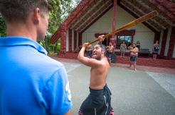 Waitangi Treaty Grounds 'Challenge' (credit David Kirkland)