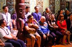 World Indiginous Tourism Summit - Powhiri. Photo by Mark Coote/ markcoote.com