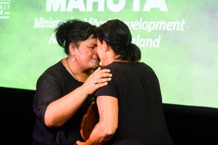 World Indigenous Tourism Summit 2018. Hon Nanaia Mahuta, Minister for Maori Development. Opening Session. Photo by Mark Coote/ markcoote.com