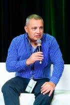 World Indigenous Tourism Summit 2018. Gerrard Albert. Photo by Mark Coote/ markcoote.com