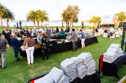 World Indigenous Tourism Summit 2018. Kiwiana Dinner & Movie Night. Photo by Mark Coote/ markcoote.com