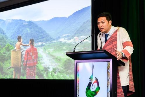 World Indigenous Tourism Summit 2018. Awi Sapu, Taiwan. Photo by Mark Coote.