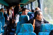 World Indigenous Tourism Summit 2018. Bus tour for delegates. Photo by Mark Coote.